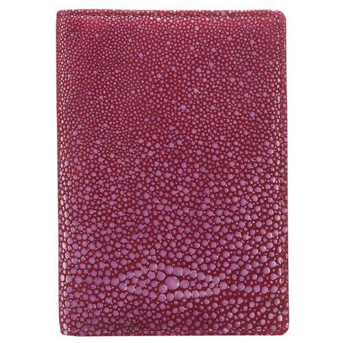 Обложка для автодокументов Dr.Koffer X510177-167-74, бордовый/фиолетовый