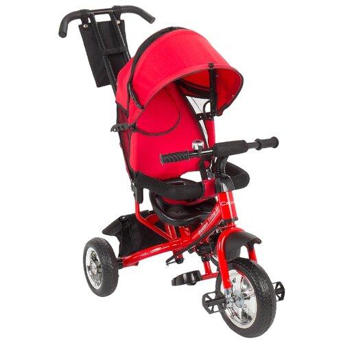 Купить Трехколесный велосипед Capella Action trike II (2019) red, Трехколесные велосипеды