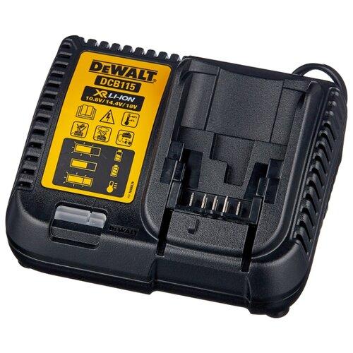 Зарядное устройство DeWALT DCB115-QW 10.8 В зарядное