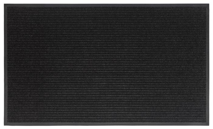 Купить Коврик придверный Велий Техно черный 50*80 по низкой цене с доставкой из Яндекс.Маркета (бывший Беру)