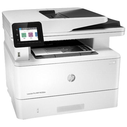 МФУ HP LaserJet Pro MFP M428dw белый