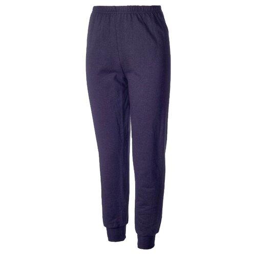 Купить Спортивные брюки M&D размер 140, темно-синий, Брюки