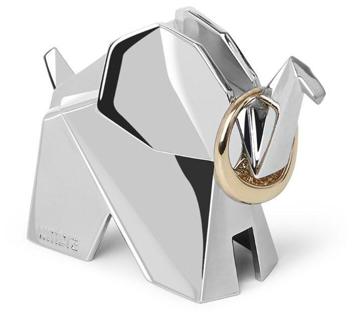 Подставка для колец Umbra Origami слон