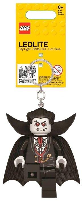 Брелок-фонарик LEGO LGL-KE133, черный