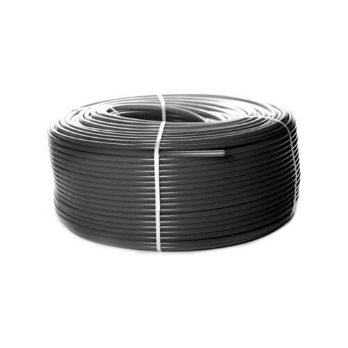 Труба из сшитого полиэтилена STOUT PE-Xa/EVOH 20, DN14 мм, 100м 100 м серый