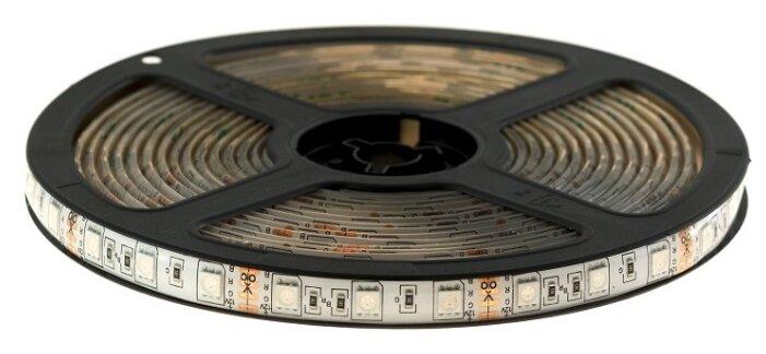 Светодиодная лента URM-LED 5050-60led-12V-14.4W-10-12LM-RGB-IP65-10mm 5 м