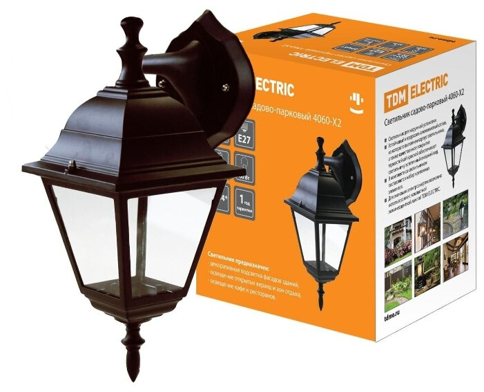 TDM ЕLECTRIC Светильник садово-парковый SQ0330-0032