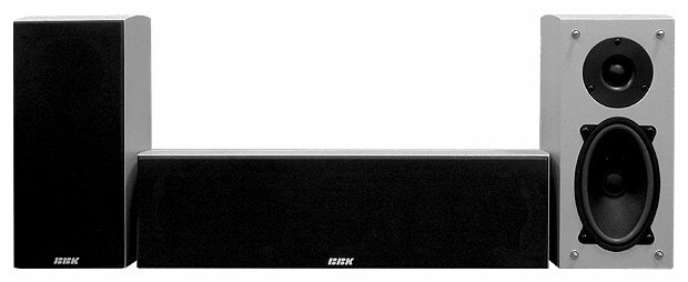 Комплект акустики BBK Contra C/Contra S