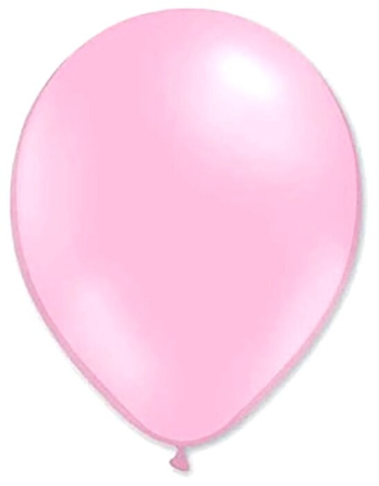 """Воздушные шары """"Пастель"""", жёлтые, 100 штук, 13 см"""