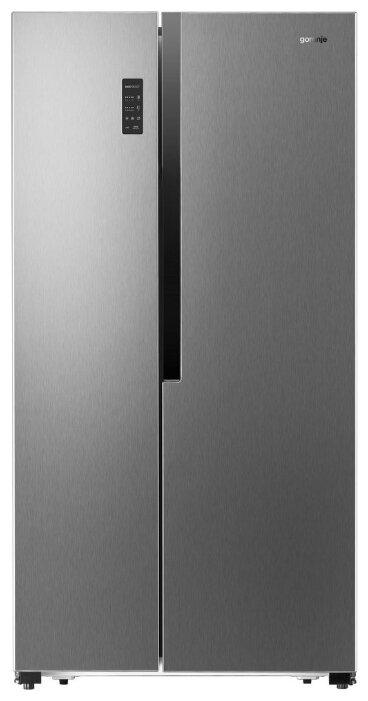 Холодильник Gorenje NRS 9181 MX — купить по выгодной цене на Яндекс.Маркете