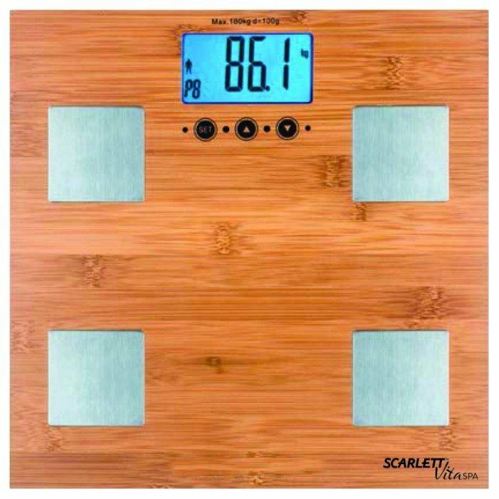 Весы электронные Scarlett SC-BS33ED79