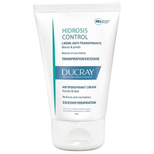 Крем-дезодорант для рук и ног Ducray Hidrosis control 50 мл ducray неоптид лосьон от выпадения волос для мужчин 100 мл