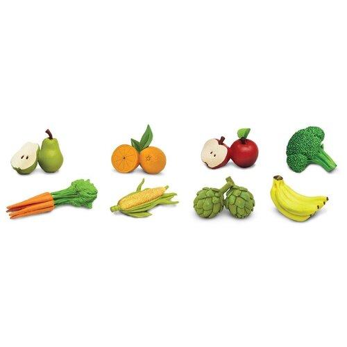 Купить Игровой набор Safari Ltd Фрукты и овощи 688304, Игровые наборы и фигурки