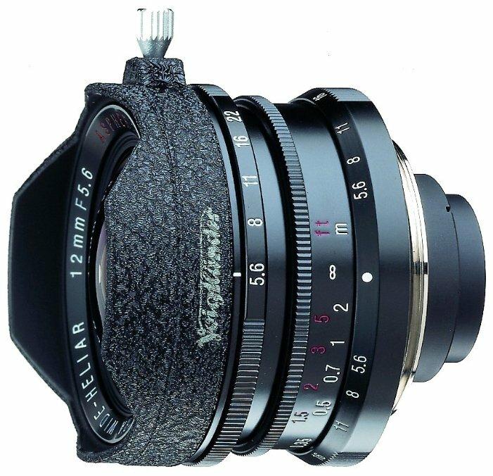 Объектив Voigtlaender 12mm f/5.6 Aspherical II Ultra Wide Heliar Leica M