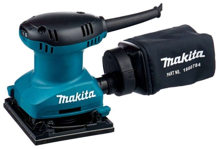 Плоскошлифовальная машина Makita BO4557