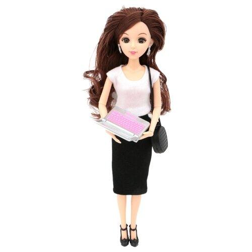 Купить Кукла Funky Toys Эмили бизнес-леди, 29 см, 71002, Куклы и пупсы