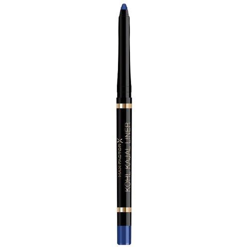 Max Factor Автоматический карандаш для глаз Kohl Kajal, оттенок azure max factor карандаш для глаз kohl pencil оттенок 050 charcoal grey