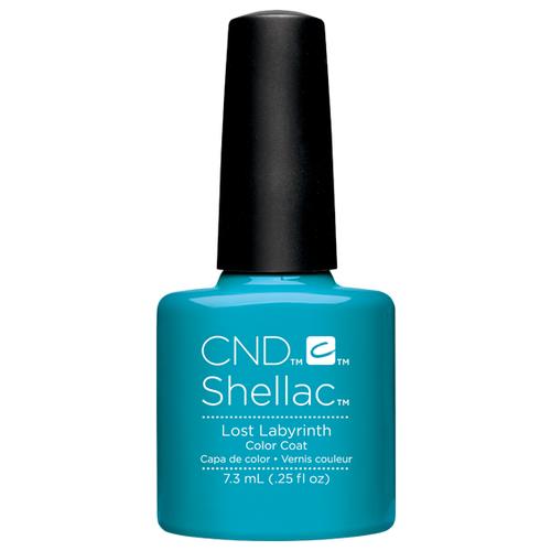 Купить Гель-лак для ногтей CND Shellac, 7.3 мл, Lost Labyrinth