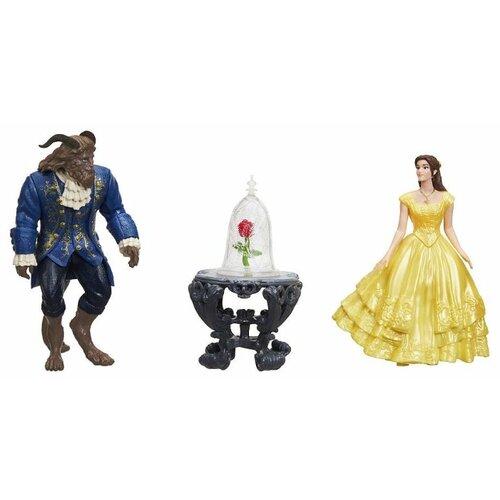 Купить Набор кукол Hasbro Disney Princess Белль и Чудовище, B9169, Куклы и пупсы