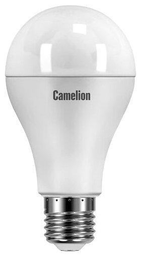 Лампа светодиодная Camelion 13571, E27, A65, 25Вт