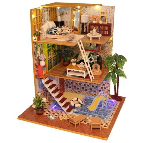 Купить Сборная модель Hobby Day румбокс Таунхаус (M029), Сборные модели