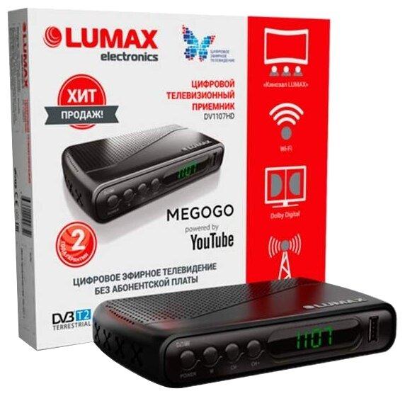 LUMAX TV-тюнер LUMAX DV-1107HD