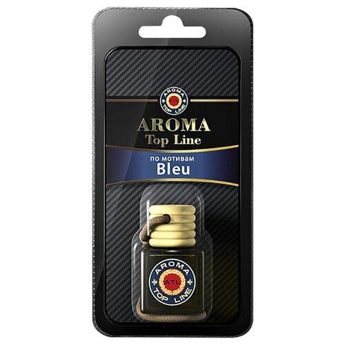 AROMA TOP LINE Ароматизатор для автомобиля 3D Aroma №17 Chanel Bleu 6 мл