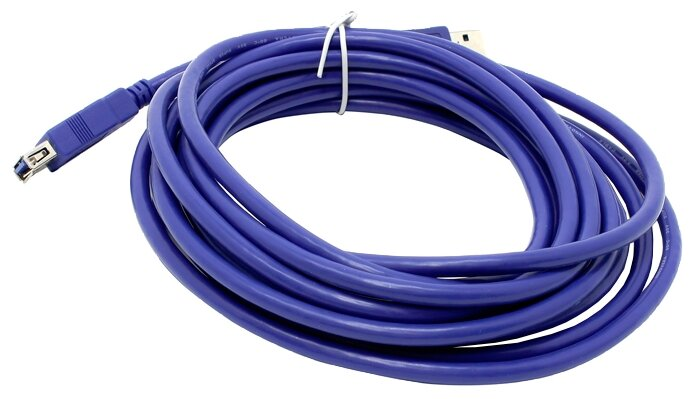 Кабель VCOM USB - USB (VUS7065) 5 м