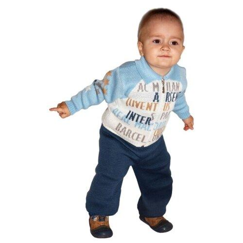 Купить Комплект одежды Golden Kid s Art размер 74-80, джинс, Golden Kid`s Art, Комплекты
