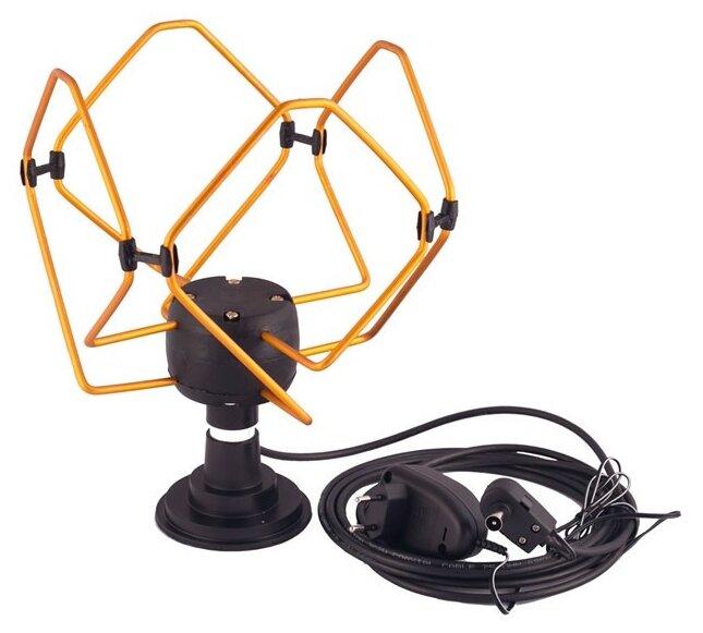 Антенна стекловолок. AM-FM 1,5м черная KS-115Black
