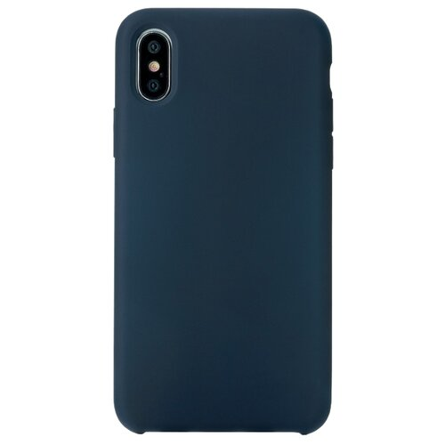Чехол uBear Touch Case для Apple iPhone X/Xs dark blue