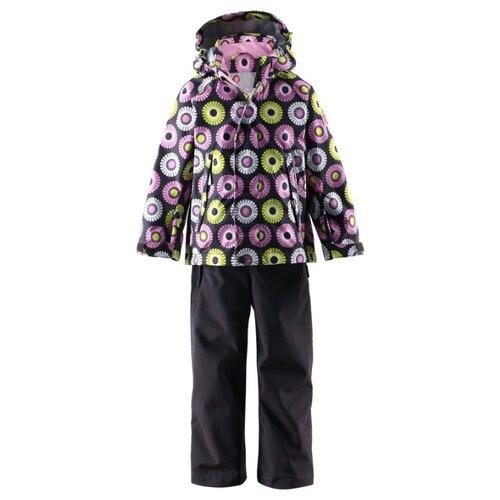 Комплект с брюками Reima Ulster 523072-9988 размер 122, graphite комплект одежды reima размер 122 melange grey