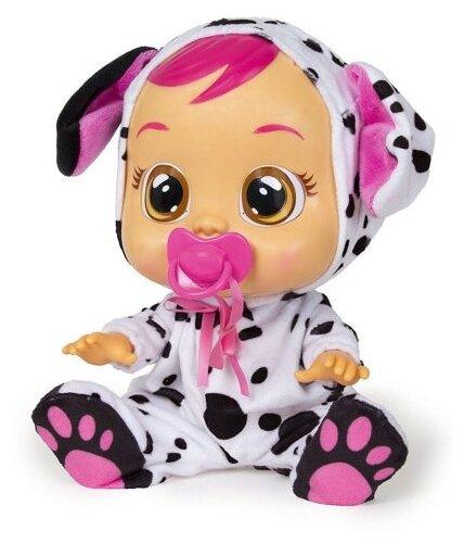 Пупс IMC toys Cry Babies Плачущий младенец Дотти, 31 см, 96370