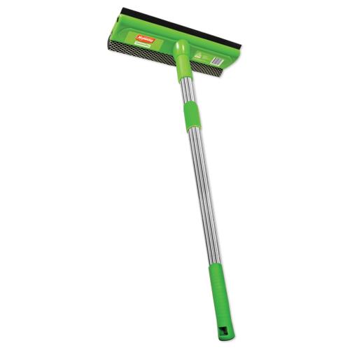 Стекломой Хозяюшка Мила KW-01 зеленый стекломой хозяюшка мила kw 01 зеленый