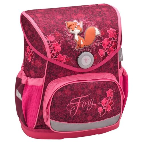 Купить Belmil Ранец Compact Foxy (405-41/759), розовый, Рюкзаки, ранцы