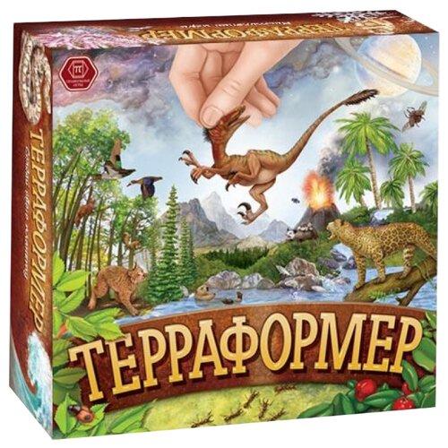 Купить Настольная игра Правильные игры Терраформер, Настольные игры