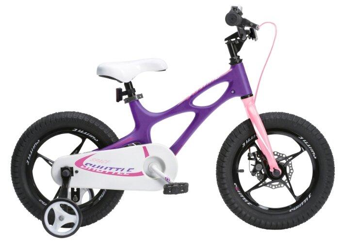 Детский <b>велосипед Royal Baby</b> RB16-22 <b>Space</b> Shuttle 16 ...