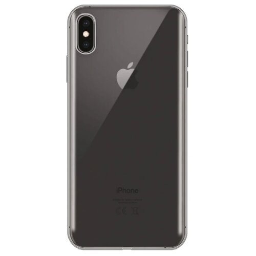 Чехол LuxCase TPU для Apple iPhone Xs Max прозрачный бесцветный  - купить со скидкой