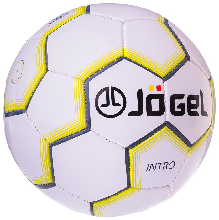 Футбольный мяч Jogel JS-100 Intro — купить по выгодной цене на Яндекс.Маркете