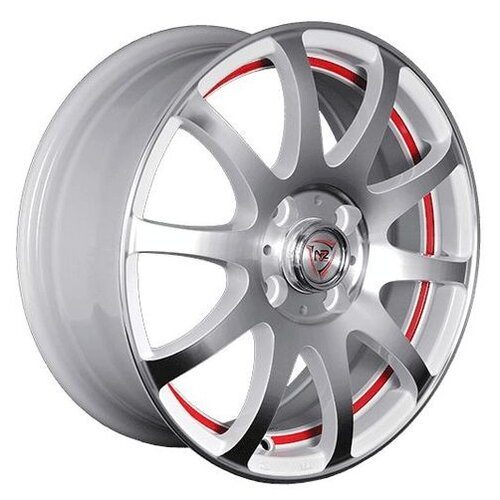 Фото - Колесный диск NZ Wheels F-21 7x17/5x108 D63.3 ET55 WFRSI колесный диск nz wheels sh662 7x17 5x108 d63 3 et55 sf