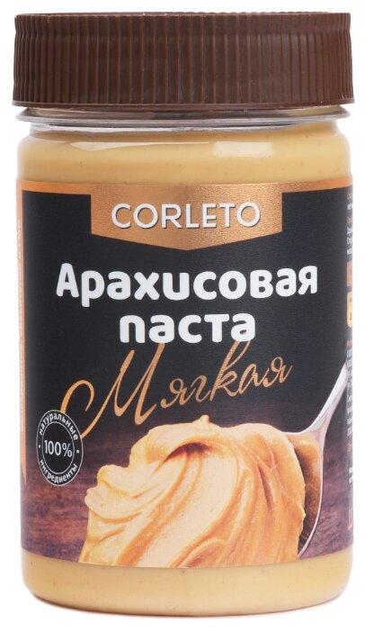 Corleto Арахисовая паста Мягкая