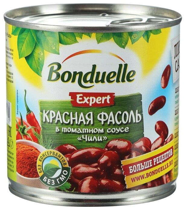 Фасоль Bonduelle Expert красная в томатном соусе