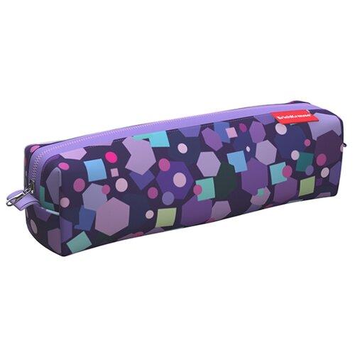 ErichKrause Пенал квадро mini Candy (48948) фиолетовый, Пеналы  - купить со скидкой