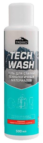 Гель для стирки Trekko Tech Wash для мембранных тканей