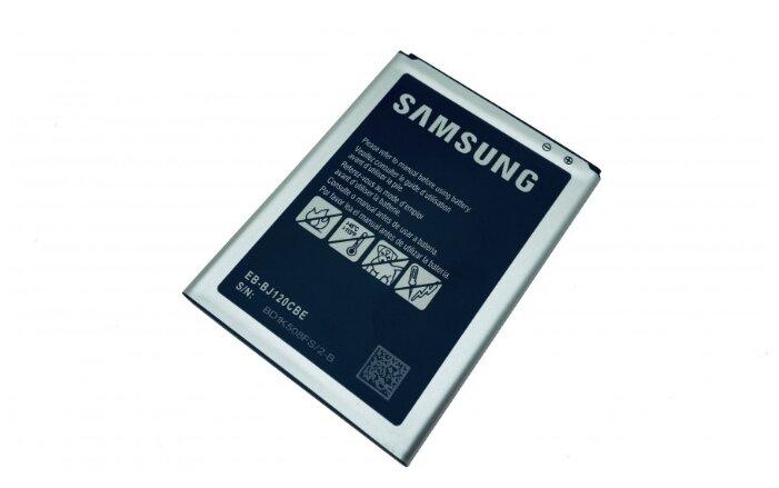 Аккумулятор Samsung EB-BJ120BBE для Samsung Galaxy J1 2016 SM-J120F/Galaxy J1 Dual Sim 2016