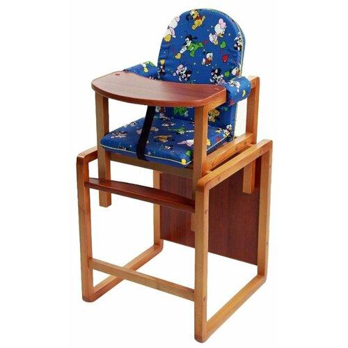 Купить Стульчик-парта ВИЛТ Малыш, синий, Стульчики для кормления