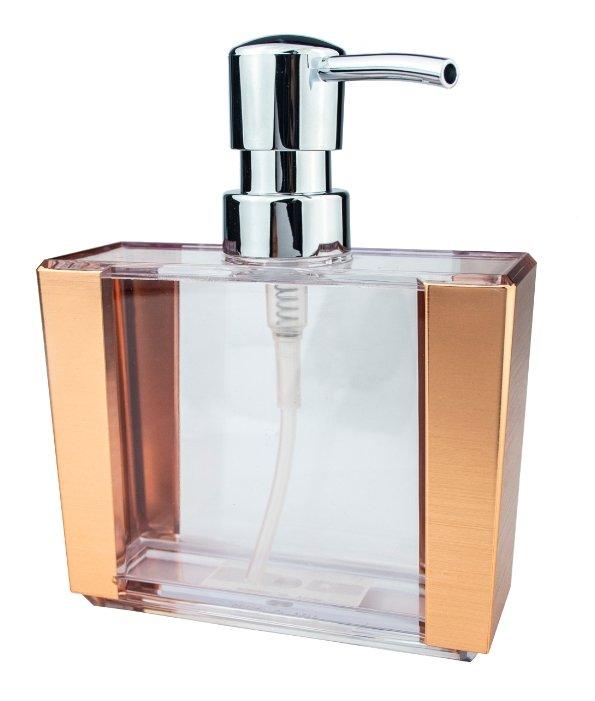 Дозатор для жидкого мыла PROFFI Home Gold