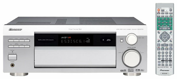 AV-ресивер Pioneer VSX-D712