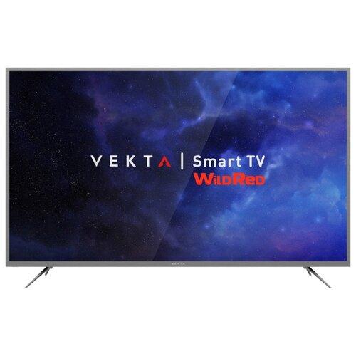 """Телевизор VEKTA LD-65SU8731SS 65"""" (2019) серый"""