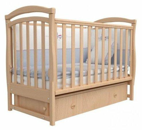 Кроватка Верес Соня ЛД-6
